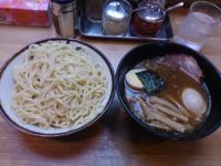 「もりそば(中盛)+メンマ&煮玉子」@麺屋ごとうの写真