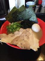 「俺の塩」@麺'sBLAND 文蔵BLACKの写真