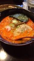 「鉄火麺しお 870円」@麺屋 五郎蔵の写真