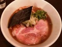 「鶏油(醤油)720円」@喜元門 水戸笠原店の写真