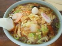 「五目そば 600円」@中華料理 龍園の写真