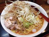 「あえめん+大盛無料」@味噌麺処 花道の写真