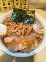 「純和風ゆず醤油麺650円」@麺屋 賢太郎の写真
