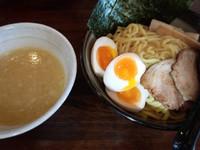 「鶏つけ麺大盛(塩)780円」@麺屋 飛翔の写真