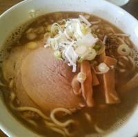 「こいくち煮干  700円」@中華そば あらやの写真