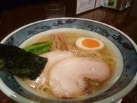 「雫 (塩)」@めん処 藤堂 三島店の写真