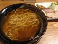 「極上の魚だしラーメン(¥930)」@麺遊心の写真