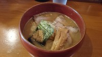 「濃厚チャーシューメン」@麺道 ともよし 東三国店の写真