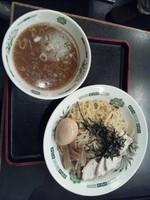 「和風つけ麺(あつもり)」@日高屋 さいたま新都心店の写真