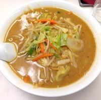 「味噌麺(¥500)」@らーめん亭の写真
