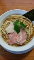「煮干しらーめん(690円)」@らーめん専門 うしおととりの写真