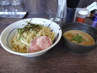 「影虎つけ麺(ゆず、大盛)850円」@麺処 景虎 戸塚安行店の写真