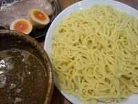 「味玉つけ麺Ⅱ(850円)」@中華そば 志の田の写真