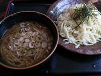 「つけ麺」@手打ちラーメン蔵八 鹿沼店の写真
