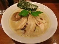 「味玉塩ラーメン\870(4門仕様)」@七麺鳥の写真
