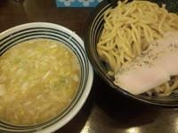「鶏つけ麺大盛(塩)780円」@鶏々 TORIDORIの写真