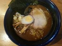 「醤油ラーメン(魚介)650円」@麺房 長谷川の写真
