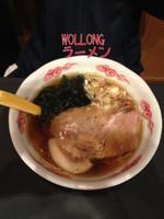 「ラーメン」@WOLLONG悟龍の写真