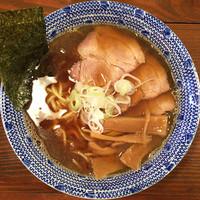 「ら〜麺」@つけ麺 志こつの写真