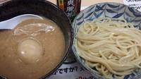 「濃厚つけ麺 極太麺 700円」@三谷製麺所の写真