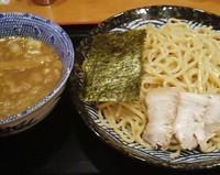 「濃厚つけ麺(半チャーシュー増し) 930円」@汁麺屋 胡座の写真