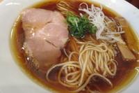 「醤油そば」@Japanese Soba Noodles 蔦の写真