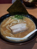「味噌ラーメン」@札幌めんたつの写真