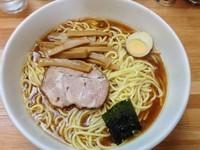 「ラーメン大盛=750円」@麺屋ごとうの写真