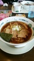 「中華そば+大盛り+餃子」@日高屋 浦和太田窪店の写真