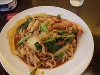 「四川悶麺」@福盛楼の写真