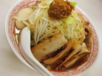 「特製肉そばふじ麺¥1,030」@麺絆景勝軒 伊勢崎日乃出町店の写真