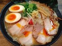 「特製やっとこ らー麺 (980円)」@麺屋やっとこ 三田店の写真