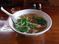 「藻塩麺」@麺処 くげ麺の写真