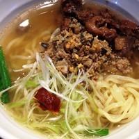 「【期間限定】台湾式牛出汁ソバ「台湾のや~つ。」」@スタミナラーメン 馬しゃ屋の写真