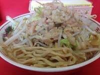 「小ラーメン 690円」@ラーメン二郎 仙台店の写真