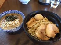 「特製つけ麺並  1000円」@つけ麺 弥七の写真