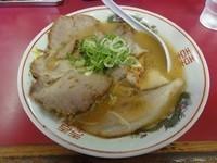 「味噌 中」@豚菜館の写真