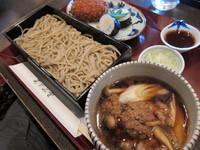 「よさこい御膳 1,480円」@蕎麦かっぽう あずみ野の写真