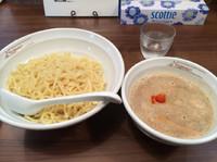 「つけ麺中盛り800円+ランチ小ごはん無料」@らーめん Nageyariの写真