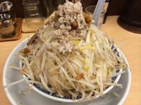 「ハイパーふじ麺DX(全増し) クーポンで600円」@景勝軒 太田店の写真