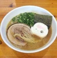 「鶏白湯醤油らーめん @750円」@麺処 四代目 ゆうじの写真