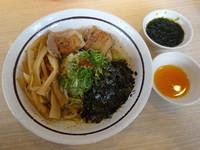 「塩油そば」@麺屋 はなび 桑名店の写真