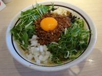 「カレー台湾まぜそば」@麺屋 はなび 桑名店の写真