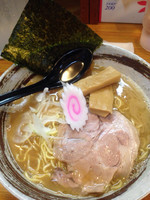 「ラーメン」@いのうえの写真