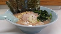 「塩ラーメン(麺硬め・味濃いめ・油少なめ)」@ラーメン屋 けんの写真