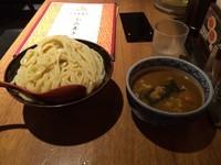 「つけ麺大盛」@つけ麺専門店三田製麺所 梅田店の写真