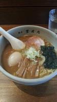 「味玉らーめん(890円)」@麺屋吉左右の写真