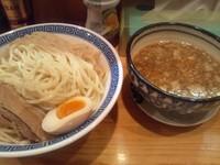 「つけ麺しょうゆ味(大盛400g)」@ラーメン ガジローの写真