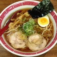 「鶏スープ 醤油」@ラーメン 八卦の写真