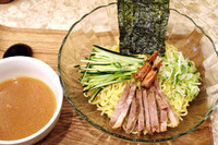 「冷製えび味噌つけそば880円」@颯龍麺(SO-RYUMEN)の写真